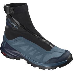 Salomon W's Outpath Pro GTX Shoes mallard blue/navy blazer/black